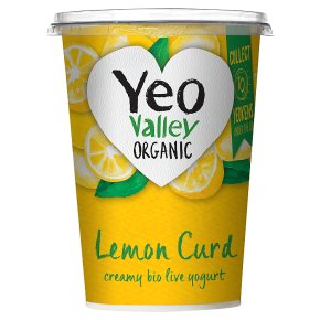 Yeo Valley Lemon Curd