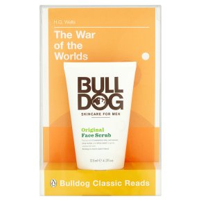 Bulldog classic read original face scrub