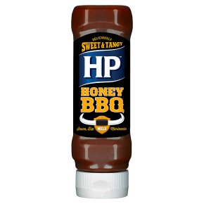 HP honey woodsmoke BBQ sauce