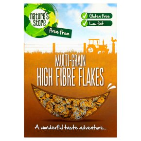 Nature's Store High Fibre Flakes