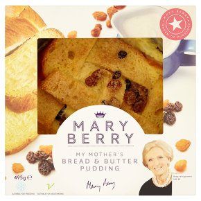 Mary Berry Bread & Butter Pudding