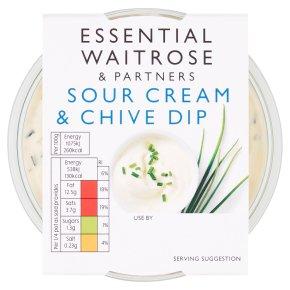 Essential Sour Cream & Chive Dip