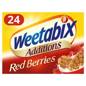 Weetabix Additions Red Berries