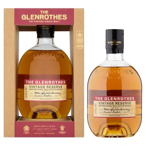 The Glenrothes Vintage Reserve Single Malt Whisky