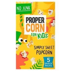 PROPERCORN For Kids Simply Sweet
