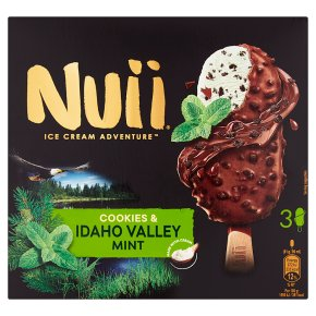 Nuii Cookies & Idaho Valley Mint