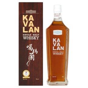 Kavalan Classic Taiwanese Single Malt Whisky