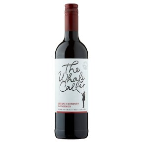 The Whale Caller, Shiraz Cabernet, South African, Red Wine