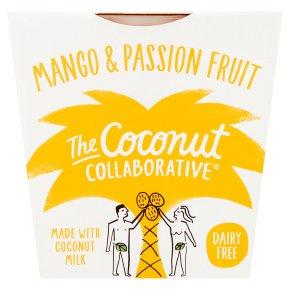 The Coconut Collaborative Mango and Passion Fruit Yogurt Alternative