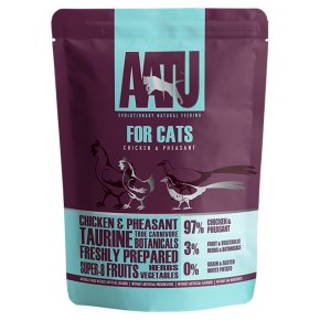 AATU for Cats Chicken & Pheasant