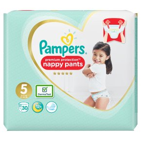 Pampers Active Fit Pants Size 5