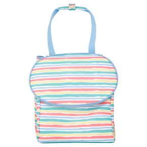 Waitrose Home Stripe Family Coolbag