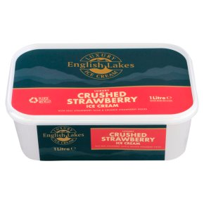 ELakes Strawberry Ice Cream