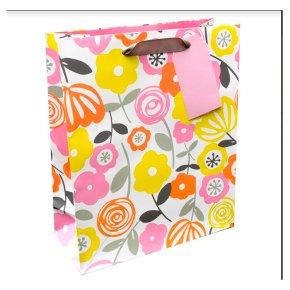 Waitrose Floral Medium Bag