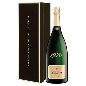 Lanson 1976 Vintage Champagne Magnum