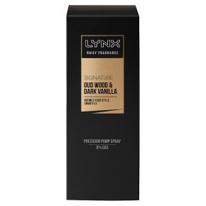 Lynx Daily Fragrance Oud Wood Spray