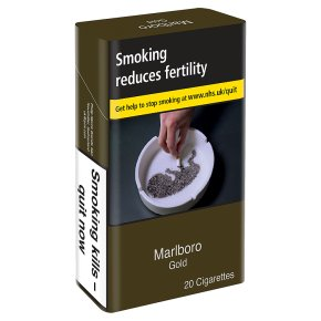 Marlboro Gold 100 Multipack
