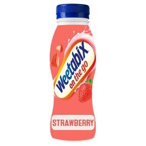 Weetabix On The Go Breakfast Drink Strawberry