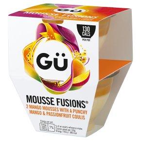 Gü Mousse Fusions Mango & Passionfruit