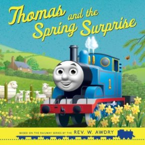 Thomas And The Spring Surprise