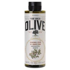 Korres Pure Greek Cedar Shower Gel