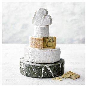 Lottie Five Tier Cheese Cake