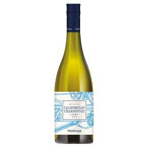Waitrose Californian, Chardonnay, White Wine