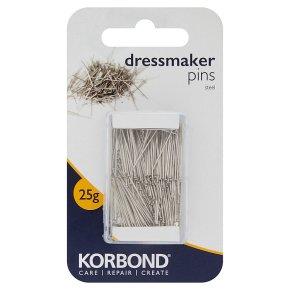 Korbond Dressmaker Pins