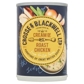 Crosse & Blackwell Best of British Roast Chicken Soup