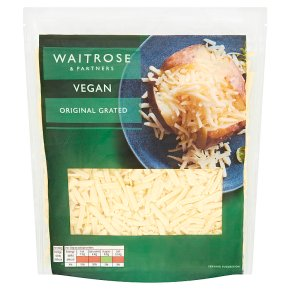 Waitrose Vegan Original Grated