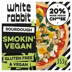 The White Rabbit Pizza Co. Smokin' Vegan
