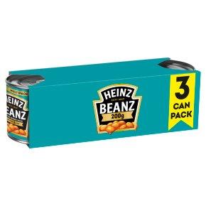 Heinz Baked Beanz, 3 pack