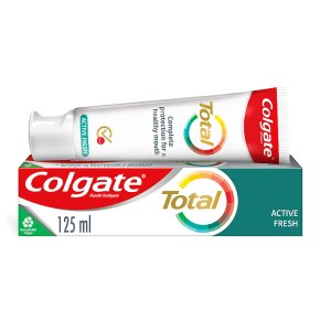 Colgate Total freshening toothpaste
