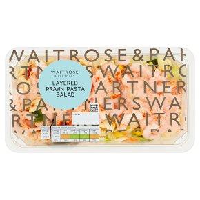 Waitrose Good To Go prawn layered salad