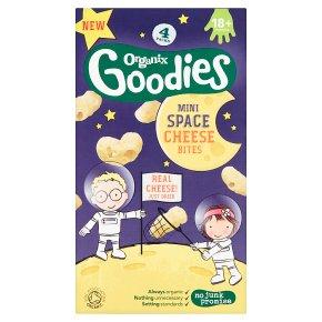 Organix Goodies Mini Space Cheese Bites