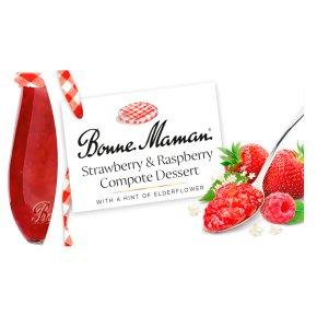 Bonne Maman Strawberry & Raspberry Compote