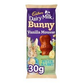 Cadbury Dairy Milk Mousse Chocolate Bunny single