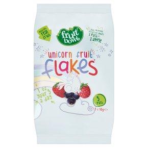 Fruit Bowl Unicorn Fruit Flakes