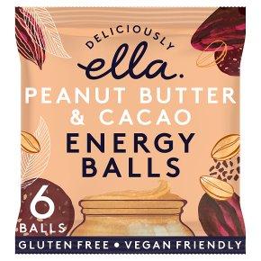 Deliciously Ella Cacao Balls