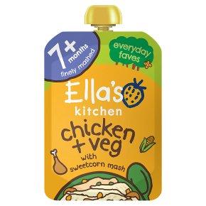 Ella's Kitchen Chicken Mash