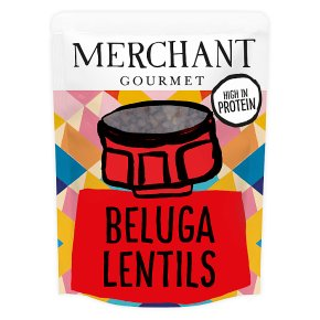 Merchant Gourmet Beluga Lentils