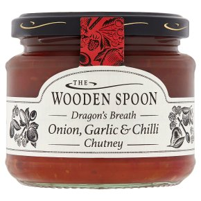 The Wooden Spoon Dragon's Breath