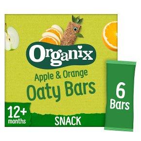Organix Goodies Apple & Orange