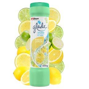 Glade Shake 'n' Vac - citrus blossom