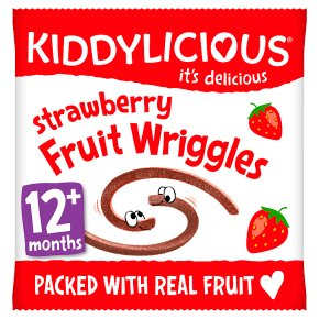 Kiddylicis fruit strawberry wriggles