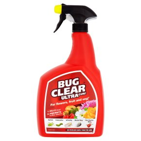 Bug Clear Ultra Gun!