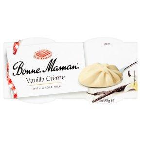 Bonne Maman Vanilla Crème