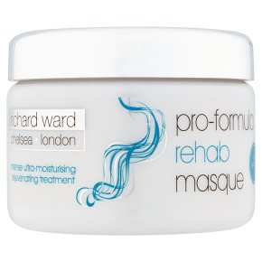 Richard Ward Rehab Masque