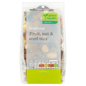 Waitrose Fruit, Nut & Seed Mix