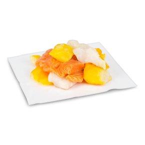 Waitrose fish pie mix